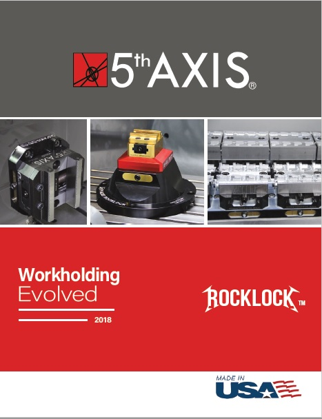 5th Axiz Workholding catalog. Paragon Supply Company can help you find the tools you need.