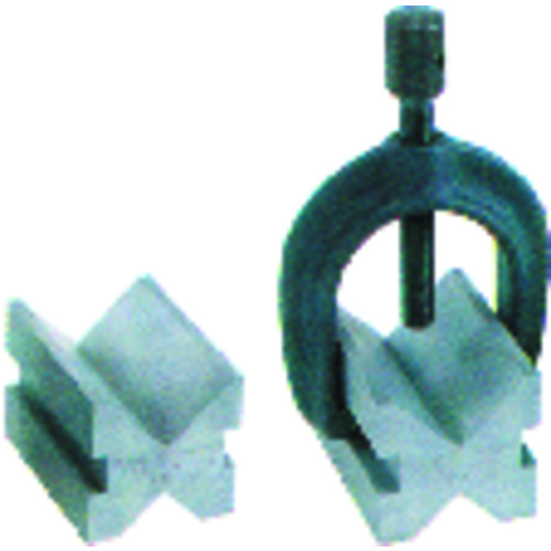 Extra V-Block Clamp Only - Model 599–749–12 - Fits: 599–749