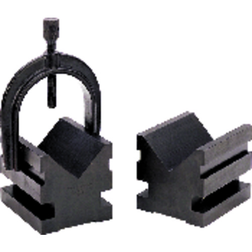 Extra V-Block Clamp Only - Model 599–9749–12 - Fits: 599–749